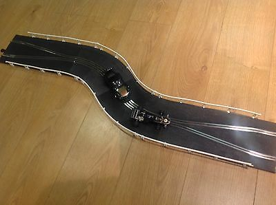Scalextric Classic Track 4 Piece S Chicane Pt85 Pt74 Mint Cond Refurbished Test