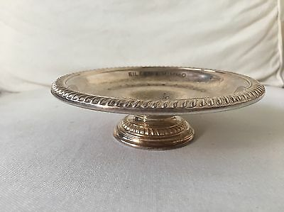 Mappin & Webb Silver Plate On Copper/bowl/dish