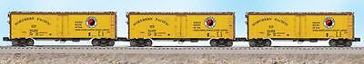 Lionel- 11875- Northern Pacific Steel Sided Reefers 3 Car Set- New - W49