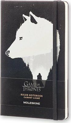 Moleskine Game Of Thrones Limited Edition by Moleskine 8051272893090
