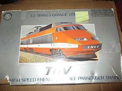 Bachmann Tgv N Scale Train