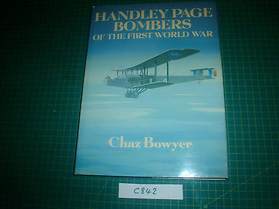 Handley Page bombers by Chaz Bowyer C842 THE HP.0/400 Aircraft hIstory,plans,pho