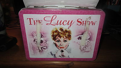 Vintage THE LUCY SHOW  Metal Lunch Box (No Thermos) Nice Shape~~