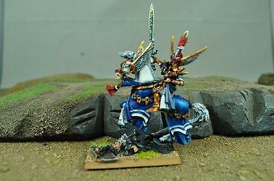 Warhammer Painted High Elves Prince Tyrion