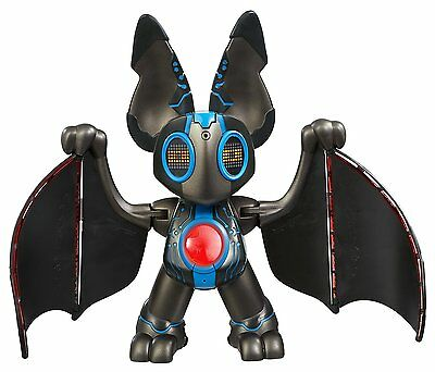 Nocto Bat: Interactive Light-Up Pet With Sounds Electronic Interactive Boys Toy