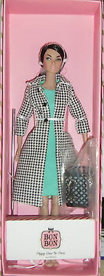 2016 Fashion Royalty Poppy Parker Bonjour Mademoiselle Doll NRFB