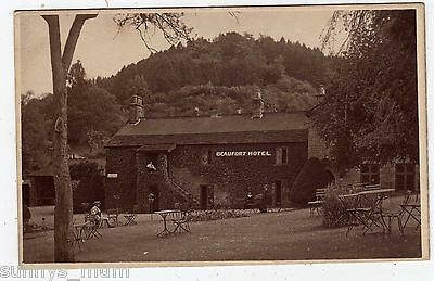 Wales, Chepstow, Beaufort Hotel, Rp