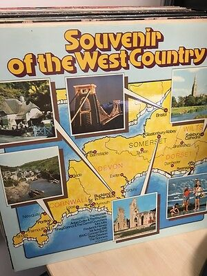 Souvenir of the West Country (Vinyl Record LP)