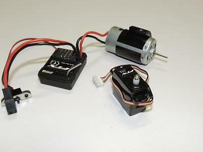 FTX Surge MT 2 in 1 ESC With Motor And Servo
