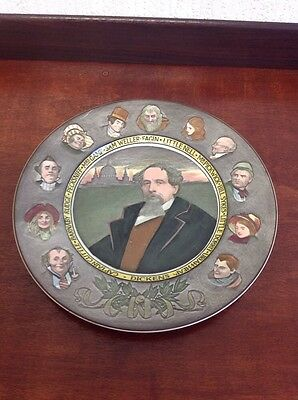 Vintage Royal Doulton Series Ware Dickens Plate