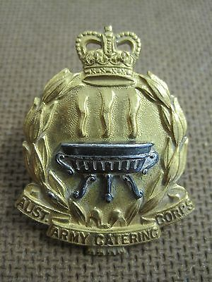 The Australian Army Catering Corps Cap Badge  - Luke