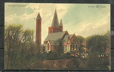 Postcard : Brechin The Cathedral