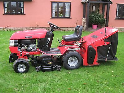 Westwood S1600 Ride On Tractor Mower