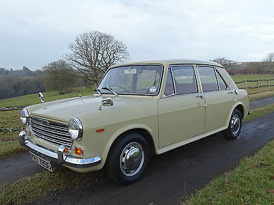 Lovely original 1969 Austin 1300 Mk 11 in exceptional condition throughout