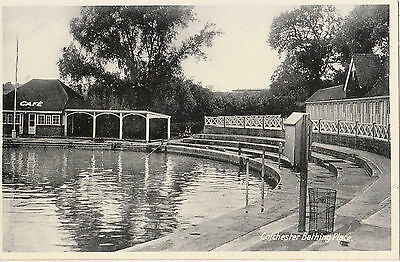 Colchester      Bathing Place   Swimming Pool