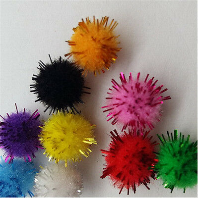 100Pcs 15mm Cotton Ball for Aromatherapy Essential Oil Diffuser Locket Necklace