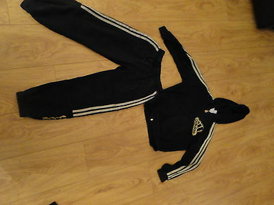 Adidas boys tracksuit age 7 to 8 years