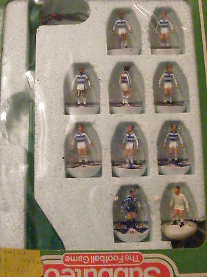 Subbuteo Players Mixed Team Qpr