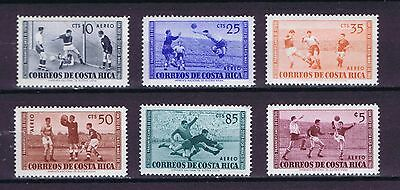 D2903 COSTA RICA 1960 Airmail - The 3rd Pan-American Football Games MNH