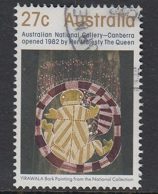 Australia  1982  National Gallery  Sg 865  Good  Used