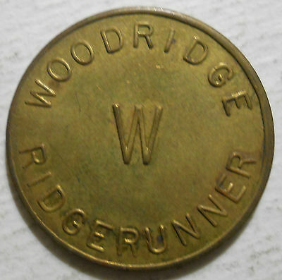 IN680F Home Transit New Albany, Indiana transit token