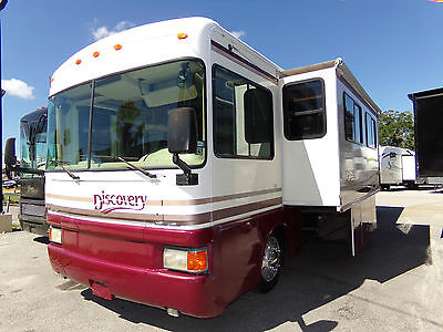 Clean 1998 Fleetwood Discovery 36T Diesel Pusher! Loaded! Slide Out!