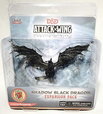 SHADOW BLACK DRAGON EXPANSION PACK D&D Attack Wing Miniatures Game SEALED/NEW