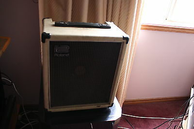 Roland Cube 40W Guitar Amplifier  , as in pictures