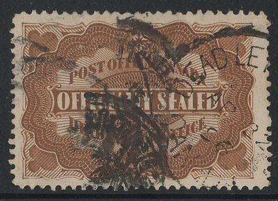 OX1 Officialy Sealed  Canada used well centered