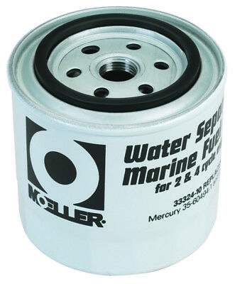 Universel, Mercury, Yamaha SCEPTER Water Separating Fuel Filter  Part# 033324-10