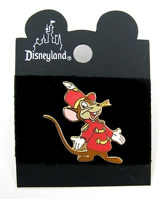 DLR Disney Pin Timothy Q. Mouse from Dumbo DCA
