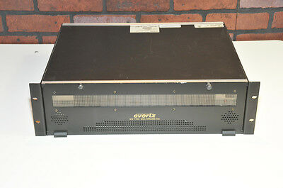 Evertz 7700FR-C 7700 MultiFrame Chassis with 1x AC Power Supply