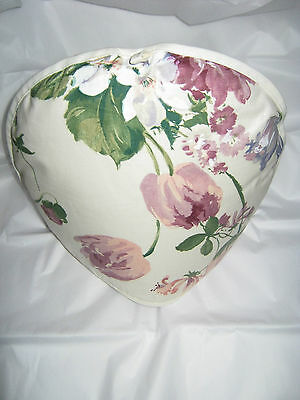 Floral Tea Cozy With Removable Padded Lining