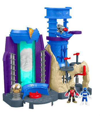Fisher-Price Imaginext Mighty Morphin Power Rangers Command Center New