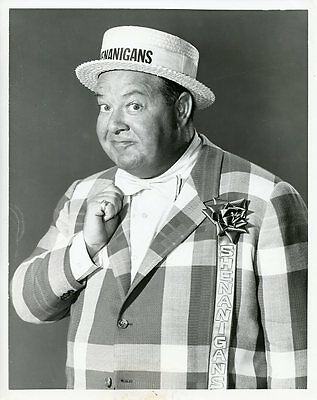 Stubby Kaye Portrait Shenanigans Game Show Original 1964 Abc Tv Photo