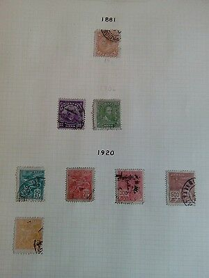 Stamps Used Mm Brazil