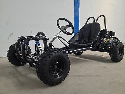 270cc Adult/Kids Go Kart Dune Buggy ATV QUAD 9.0HP AUTOMATIC 4 STROKE UPGRADED