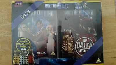 Dr Who gift set Brand New