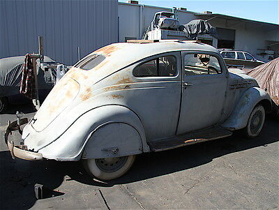 1935 DeSoto Airflow Coupe  Ultra Rare 1935 Desoto Airflow SG Coupe - iconic car in automotive history