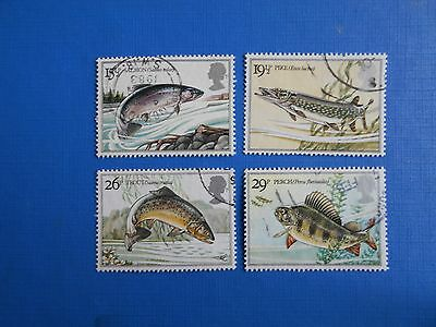 1985 river fishes used