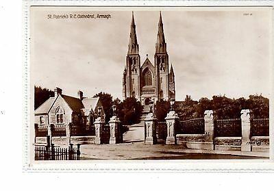 Ireland. Armagh. St Patrick's Rc Cathedral.