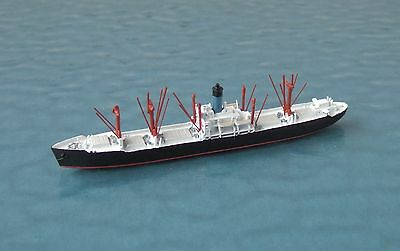 TANTALUS Blue Funnel Victory Ship by CM 1:1250 Waterline Ship Model