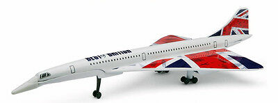 CORGI - Best of British - CONCORDE - Not to Scale Die-Cast Aircraft Plane Model