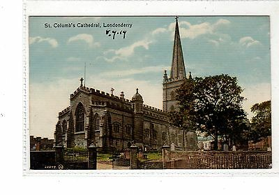 Ireland. Londonderry. St. Columb's Cathedral.