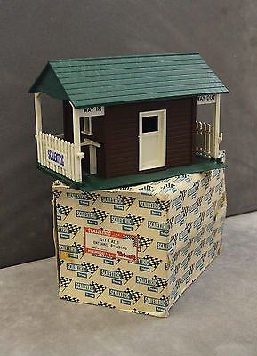 Vintage Tri-ang Scalextric A233 Turnstile Entrance Building 1:32 Scale - BOXED!