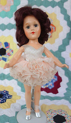 Composition Mary Hoyer Marked Doll 1940's