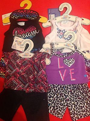 large bundle 4 build a bear girls outfits  BNWT
