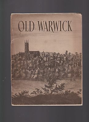 """""""Old Warwick"""" Guidebook 1951. Royal Leamington Spa Accommodation List & Prices"""