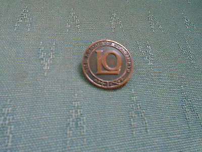 Vintage The League Of Ovaltineys - Childrens Club - Metal Pin Badge