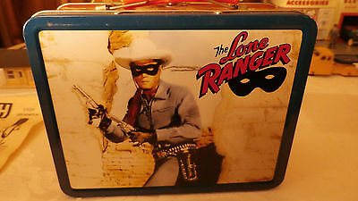 Lone Ranger Collectible Lunchbox 1997 - Great Collectible